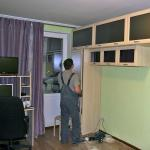 подвесной шкаф