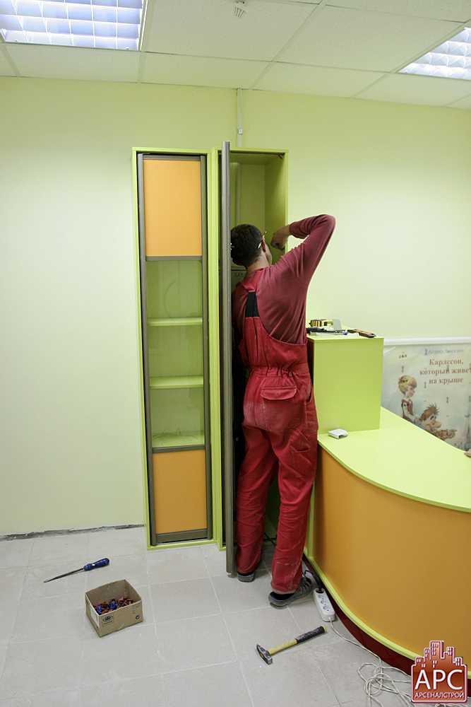 мебель для детского сада заказать
