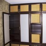шкафы из ротанга фото
