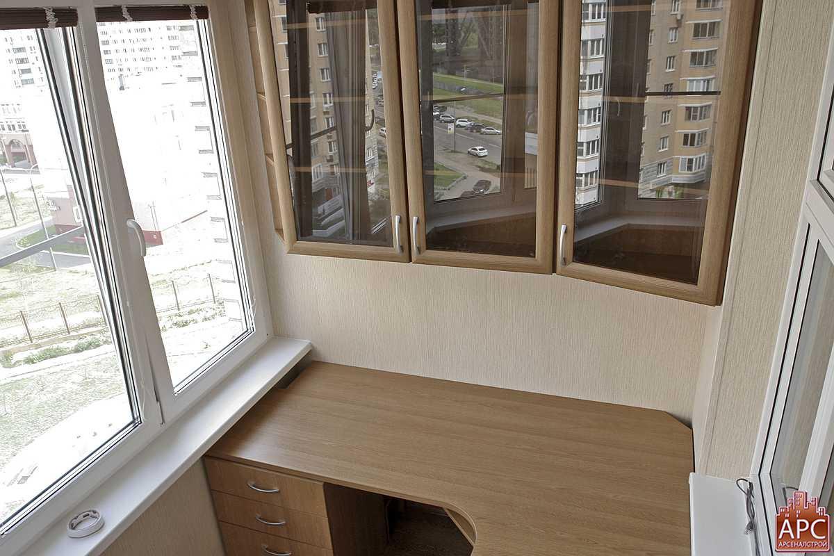 Мебель для балкона п 44 т готовая.