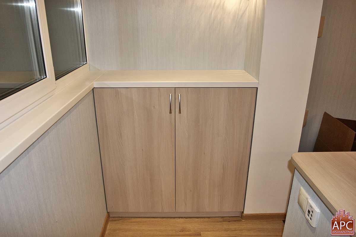 Изготовление мебели для балконов и лоджий на заказ, фото и в.