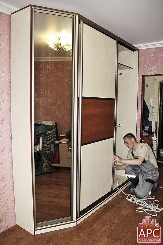 Фото каталог шкафов купе и распашных шкафов изготовленных на.