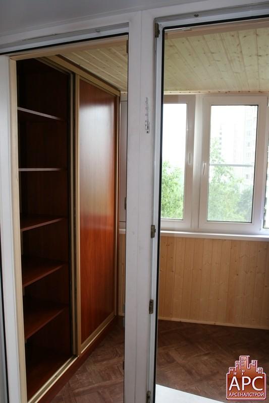 встроенные шкафы на лоджию шириной метра