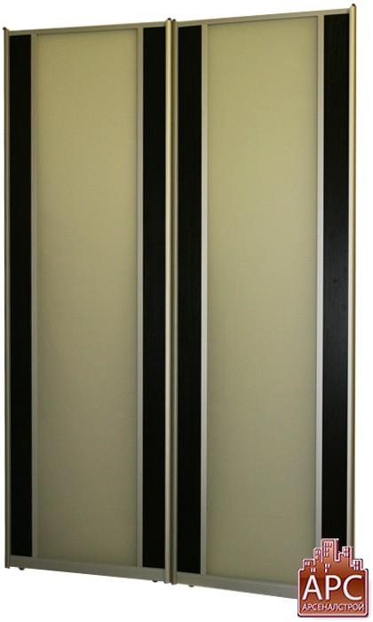 дизайн дверей шкафов купе