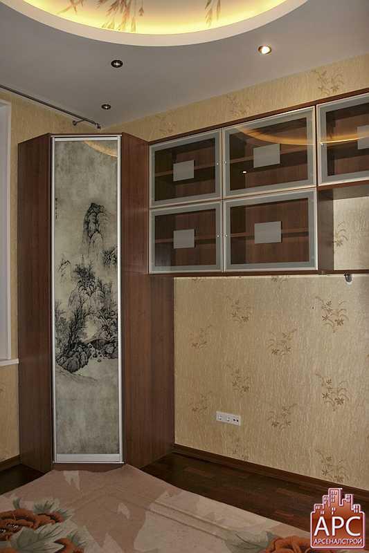 угловые шкафы для спален