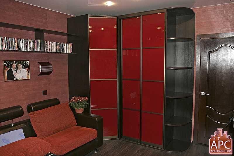 мебель для спальни угловые шкафы