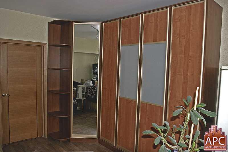 Гостиная с угловым шкафом дизайн