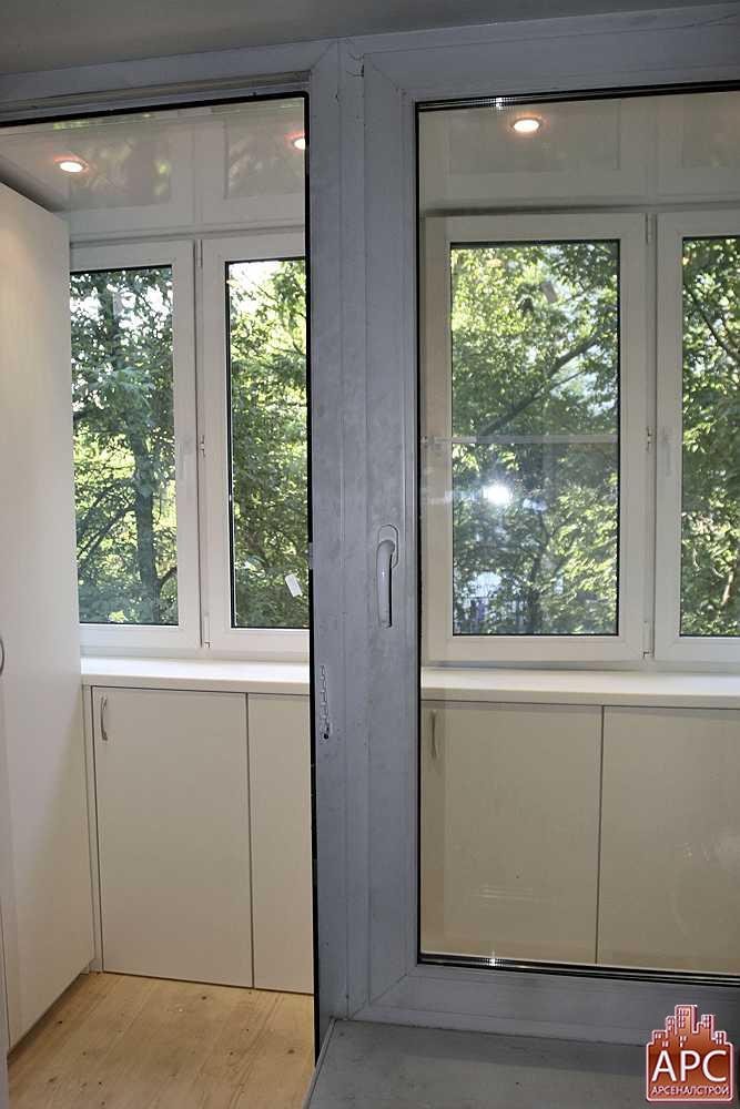 Остекление балкона арс. - остекление - каталог статей - балк.