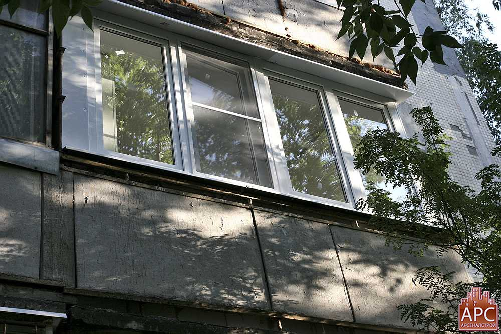 Балконы и лоджии под ключ фото.