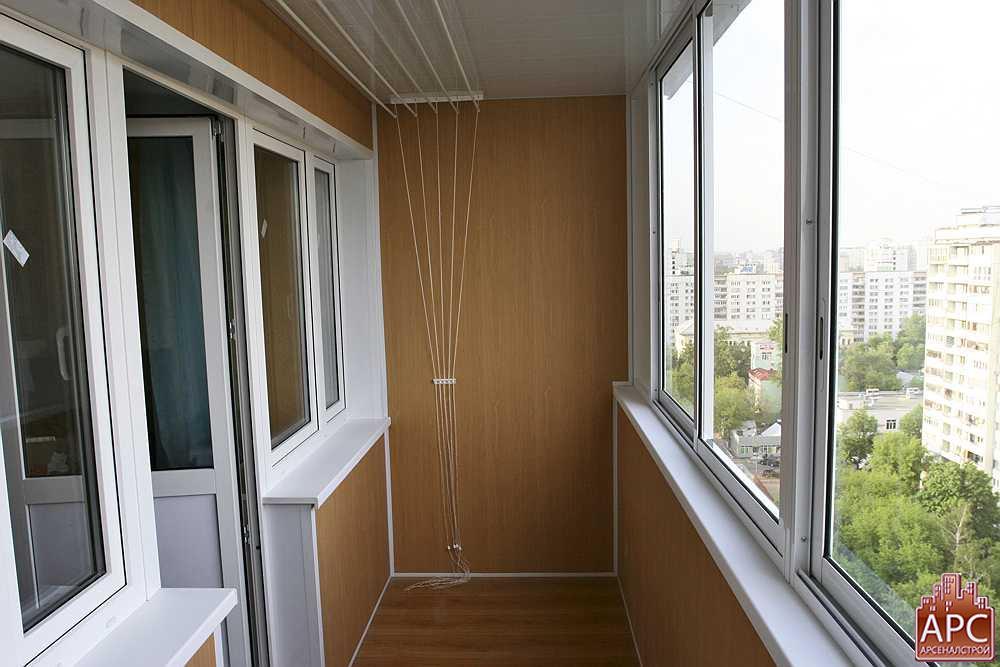 Стандартние алюминиевое остекление балкона цена..