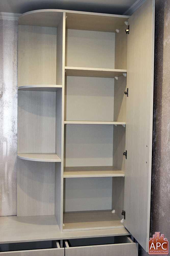 шкаф на лоджию изготовление